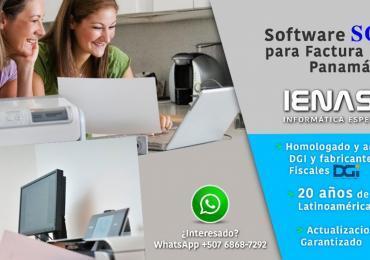 Impresora Fiscal Y Software Para Panamá