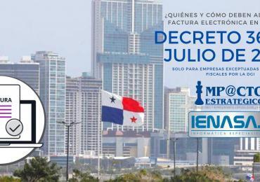 ¿Quiénes y cómo deben adoptar la Factura Electrónica en Panamá?